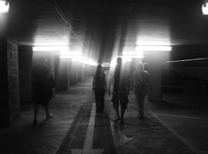 In pictures: moody: underground car park in Geneva