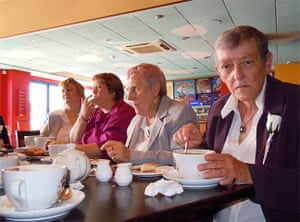 In pictures: moody: seafront cafe