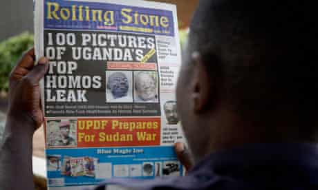 Ugandan newspaper headline calls for gay people to be hanged