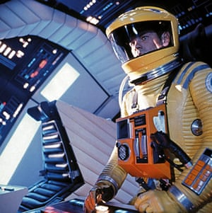 25 sci-fi and fantasy: 2001: A Space Odyssey