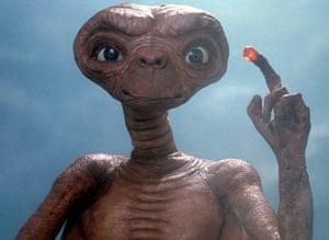 25 sci-fi and fantasy: E.T. The Extra-Terrestrial