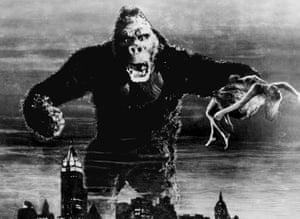 25 sci-fi and fantasy: King Kong