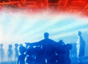 25 sci-fi and fantasy: Close Encounters of the Third Kind