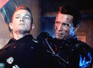 25 sci-fi and fantasy: Terminator 2: Judgement Day