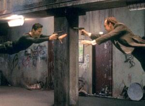 25 sci-fi and fantasy: The Matrix