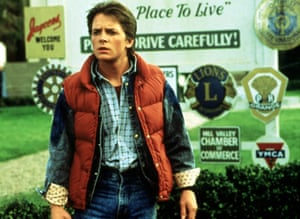 25 sci-fi and fantasy: Back to the Future