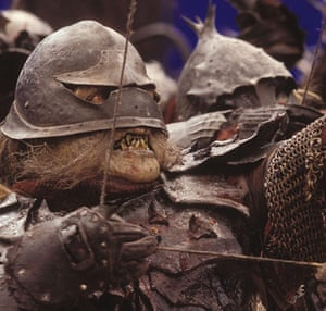 25 sci-fi and fantasy: Lord of the Rings