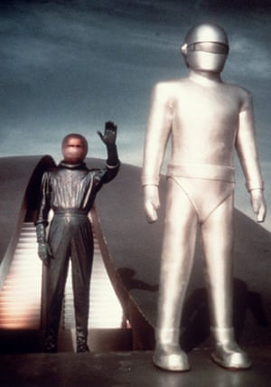 25 sci-fi and fantasy: The Day the Earth Stood Still