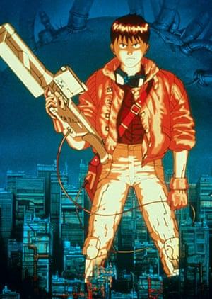 25 sci-fi and fantasy: Akira