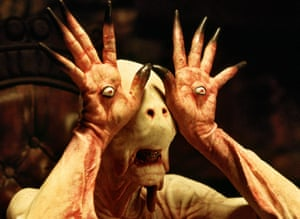 25 sci-fi and fantasy: Pan's Labyrinth