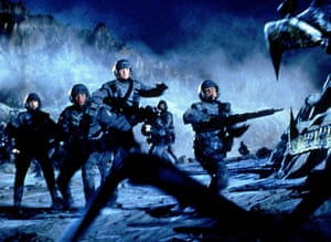25 sci-fi and fantasy: Starship Troopers