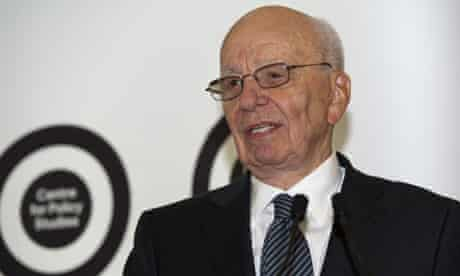 Rupert Murdoch delivers the inaugural Baroness Thatcher lecture