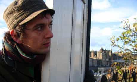 David Martin, founder of Edinburgh's Hidden Door Festival