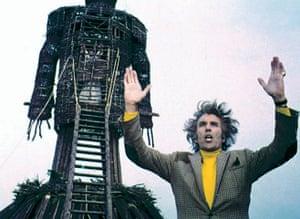 Best horror films: The Wicker Man