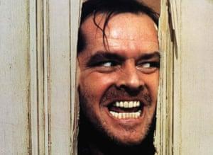 Best horror films: The Shining