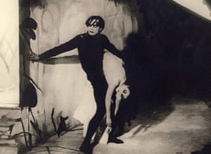 Best horror films: The Cabinet of Dr Caligari