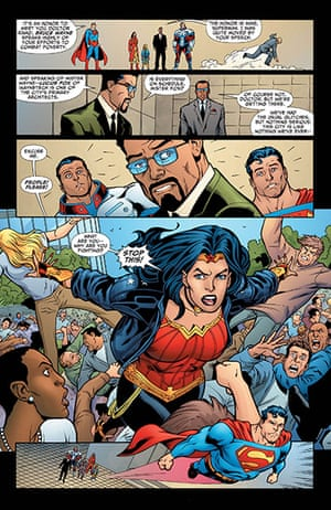 Islamic Superheroes: The adventure that teams The 99 with the Justice League of America
