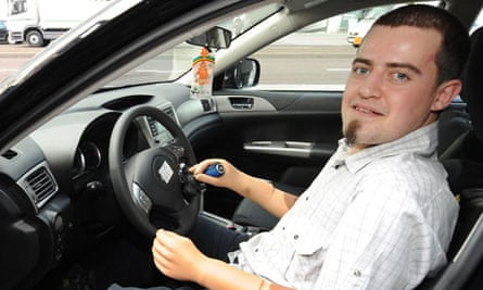 New thought-controlled protheses gets Christian Kandlbauer driving