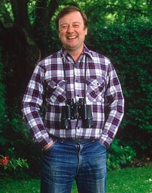 10 best birdwatchers: Kenneth Clarke