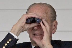 10 best birdwatchers: Prince Philip