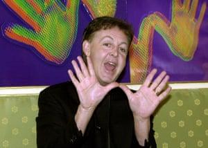 10 best birdwatchers: Paul McCartney