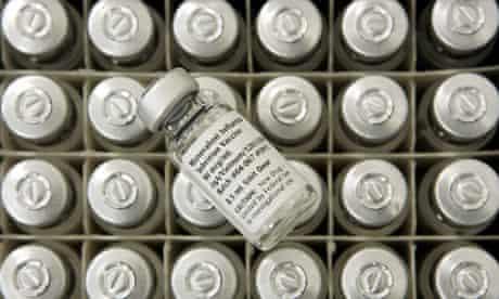 Bird flu vaccine
