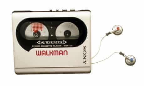 A Sony Walkman