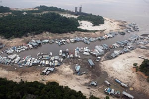 Amazonia drought: Drought in the Brazillian Amazonian region