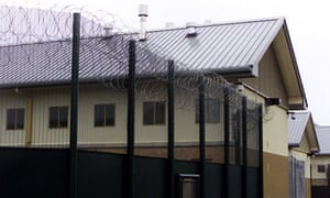 Two mothers are challenging detention of children in immigration removal centres such as Yarl's Wood