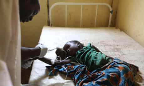 Cholera kills more than 1,500 people in Nigeria | Nigeria | The Guardian