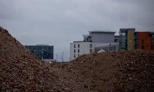 Leeds building and builders' rubble