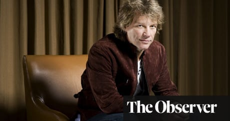 Jon Bon Jovi I M Overweight Drinking Too Much Bored To Tears Music The Guardian