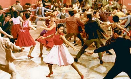 Top Musicals Film The Guardian - History dance film one brilliant video