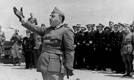 General Franco of Spain, 1938