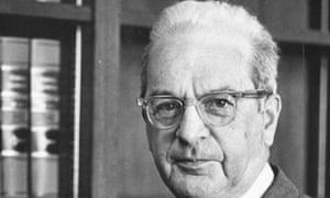 Benjamin Kaplan in 1974.