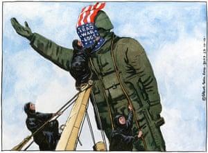 27.10.10: Steve Bell on the Iraq war logs
