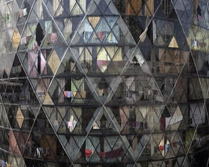 London Future images: The iconic City office tower is now high-rise housing