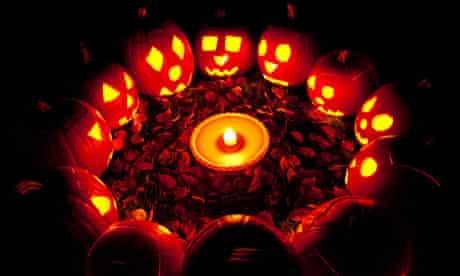 Pumpkins and pumpkin pie