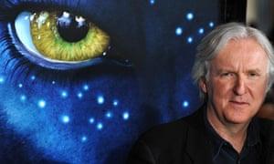 Avatar director James Cameron