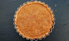 Cook's Illustrated pumpkin pie