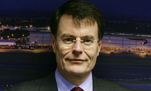 Colin Matthews, chief executive, BAA
