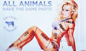 Pamala Anderson PETA Campaign Launch - London
