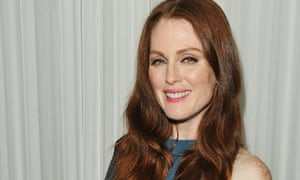 Julianne Moore, star of The Kids Are All Right.