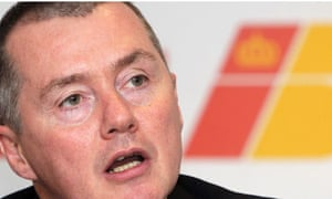 Willie Walsh, BA's chief executive