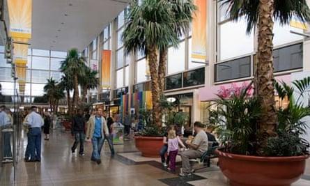 thecentre:mk, Milton Keynes shopping centre