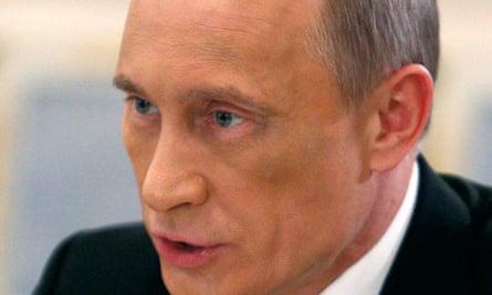 Has Vladimir Putin Taken A Kicking Or Is It A Facelift Vladimir Putin The Guardian
