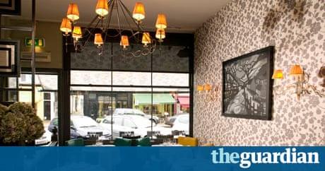 Restaurant odette 39 s london nw1 john lanchester life for Odette s restaurant month