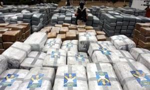 Marijuana seized in Tijuana, Mexico