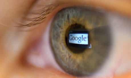 google eye logo