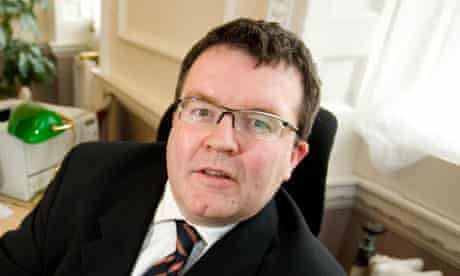 Tom Watson (the MP, not the golfer)